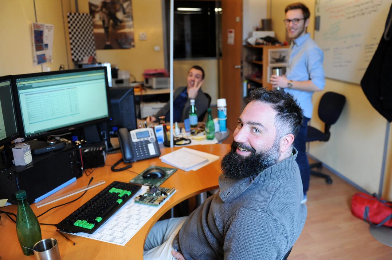 CIOse equipe bureau electronique