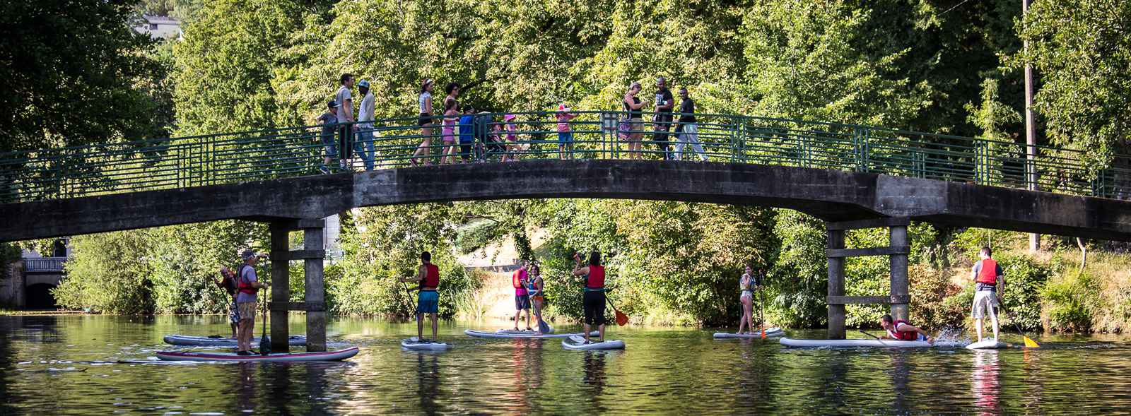 Niort-paddle