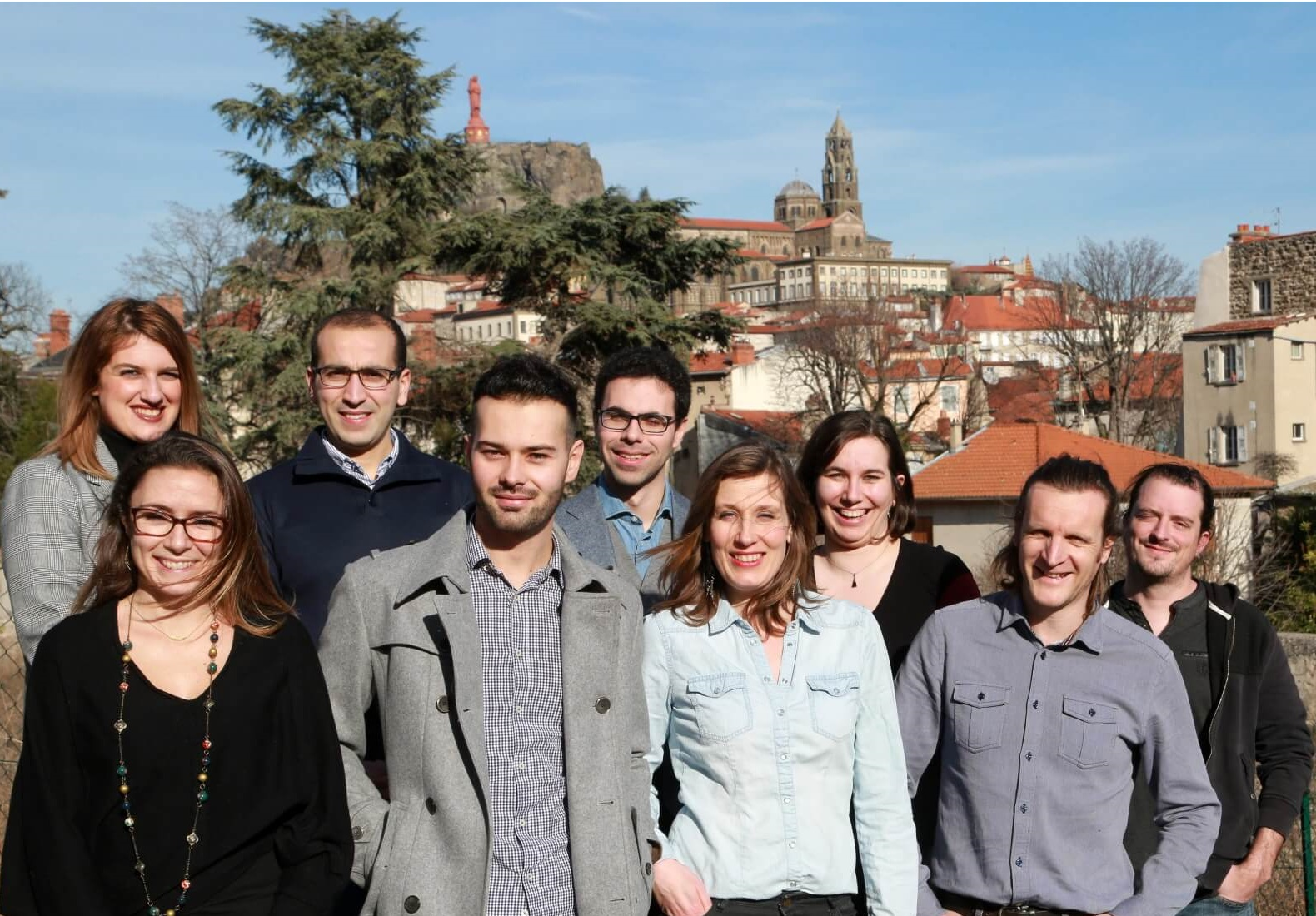 Logipro equipe vue puy zoom