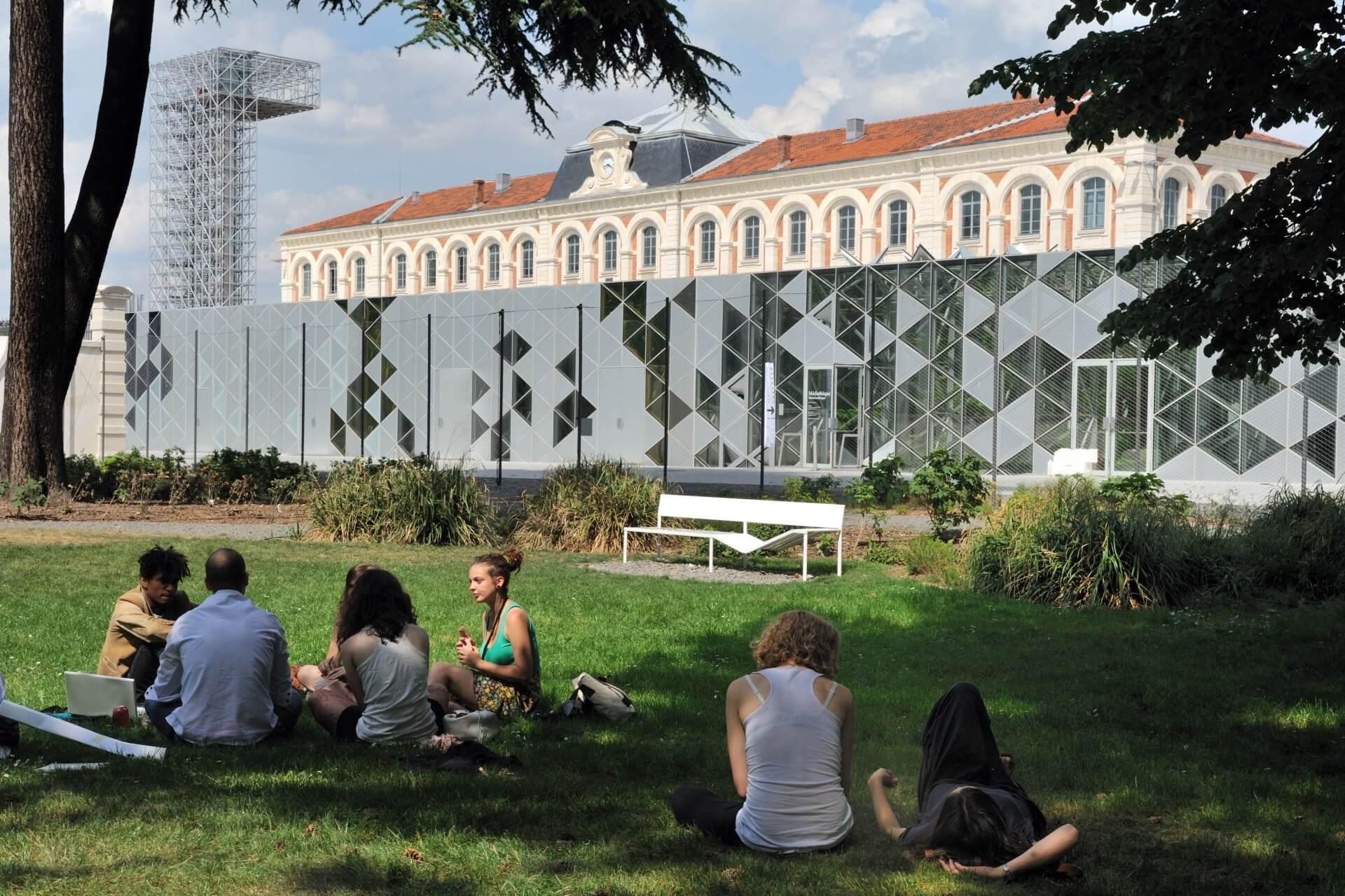 Saint Etienne cite design jeunes