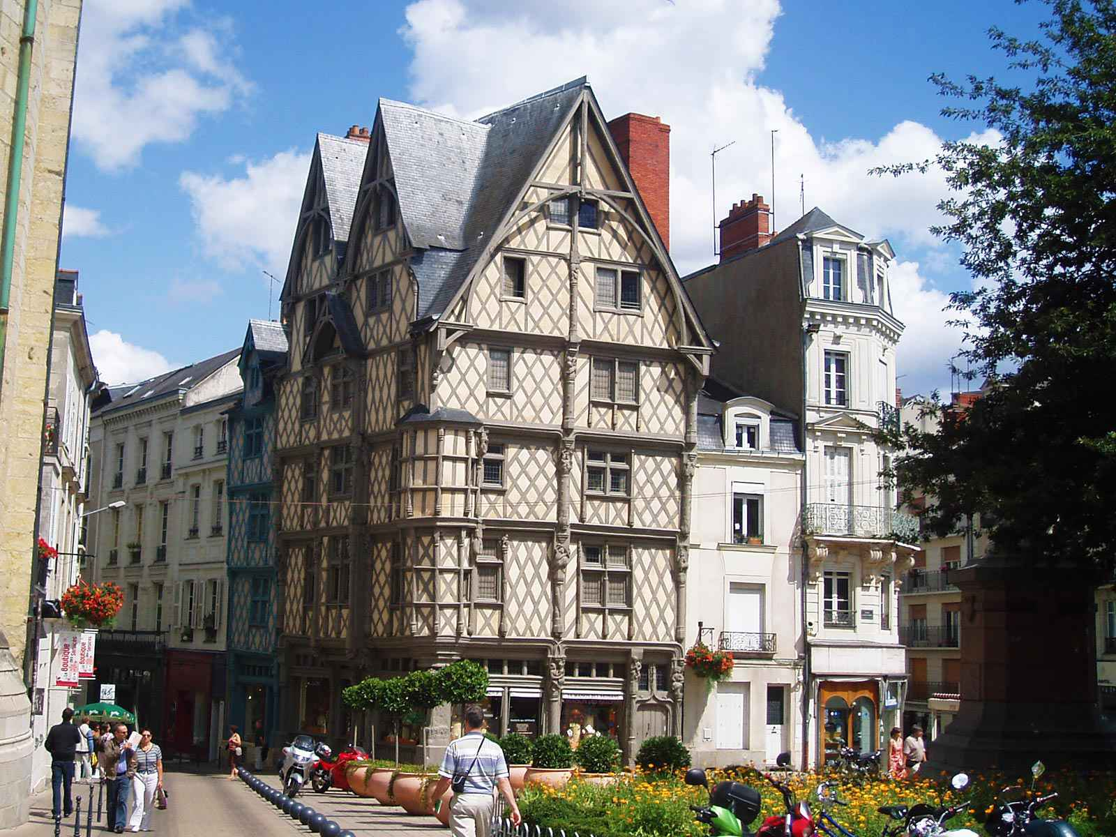 angers colombage