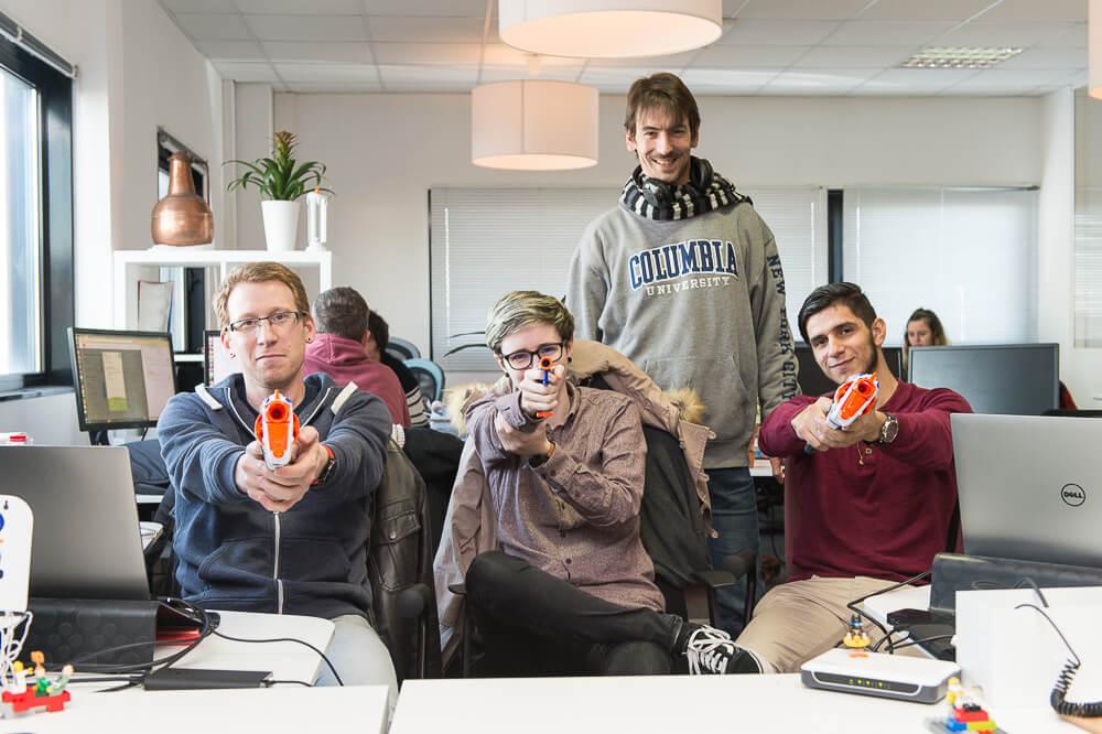 coffreo equipe developpement