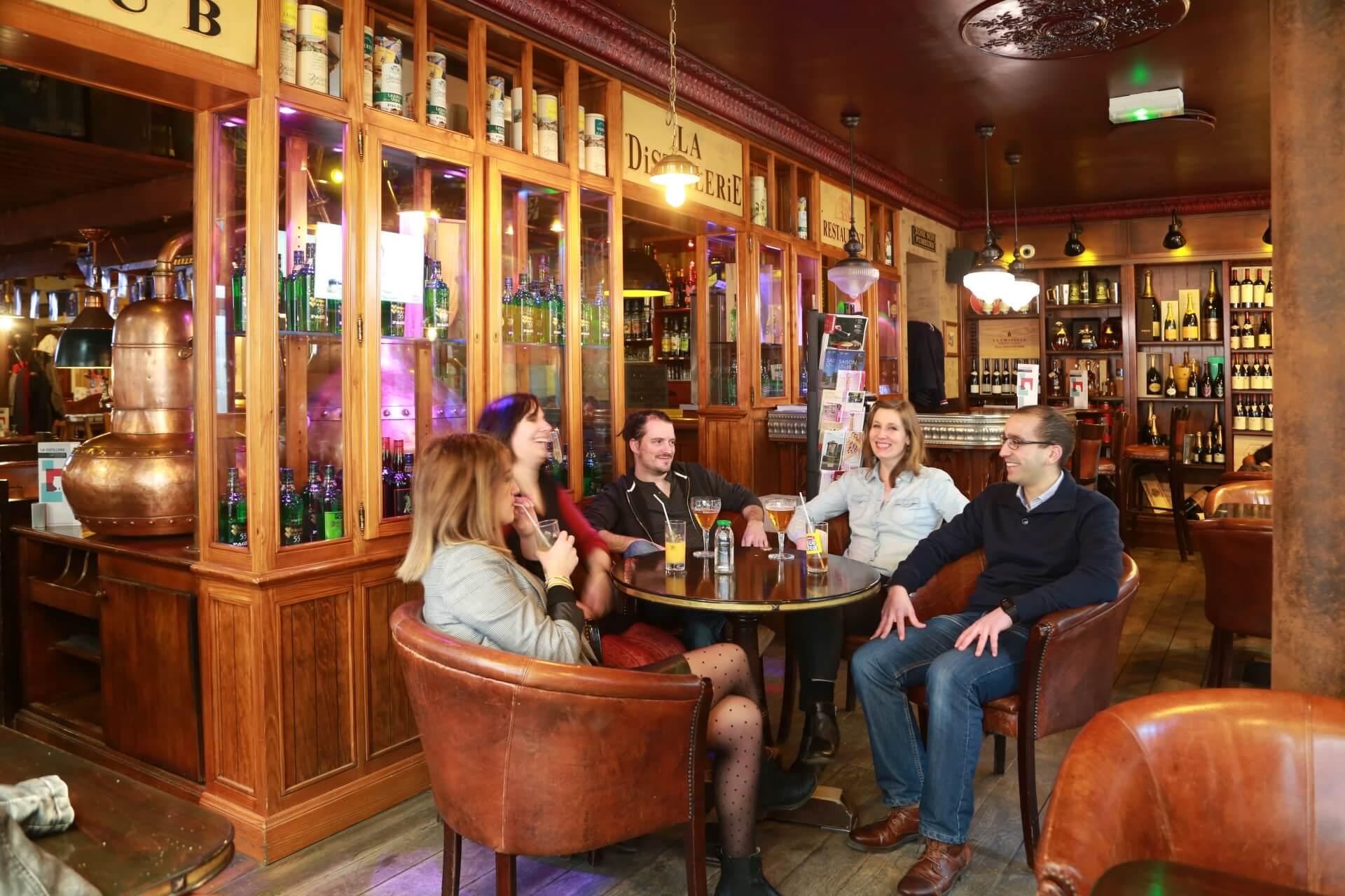 logipro equipe distillerie bar